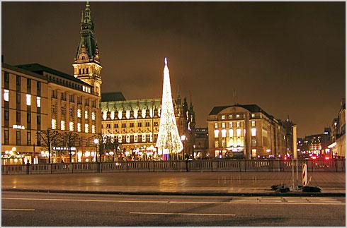 Weihnachtsbilder Hamburg.Weihnachtsbilder 2009 Hamburg Hamburger Innenansichten