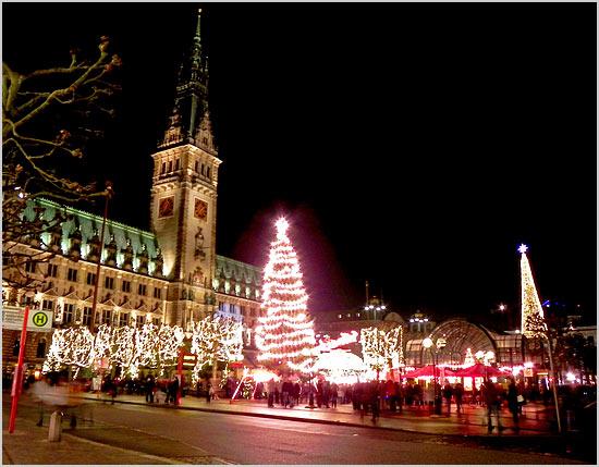Weihnachtsbilder Hamburg.Weihnachtsbilder Hamburger Innenansichten