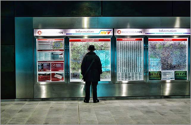 Bahnhof HafenCity Universität