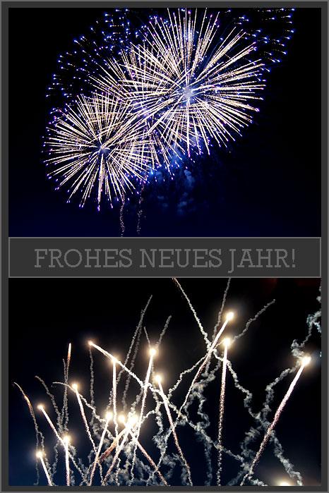 Frohes Neujahr 2014