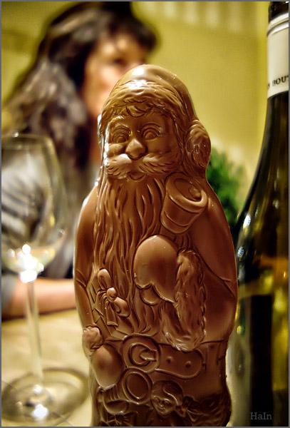 schokoladenweihnachtsmann